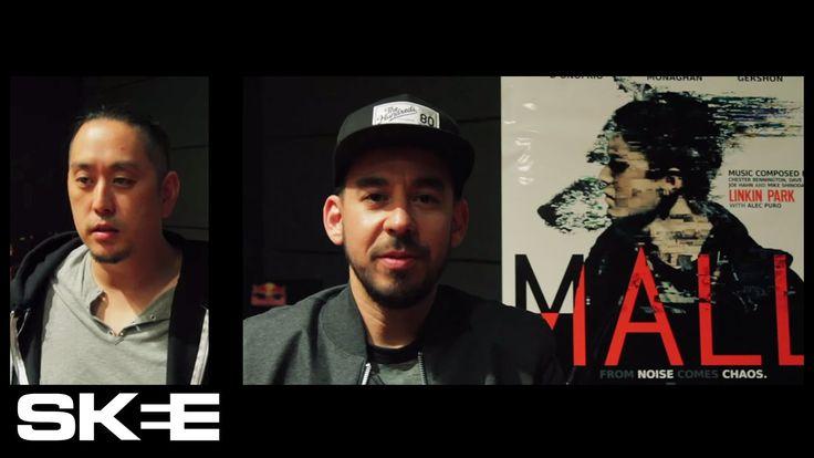Joe Hahn and Mike Shinoda of Linkin Park talk Mall Movie Soundtrack