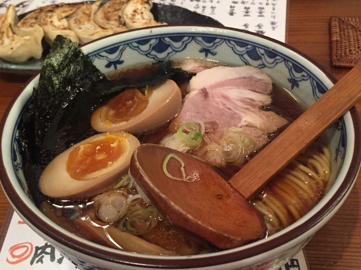 Pork Ramen at Ginza Street