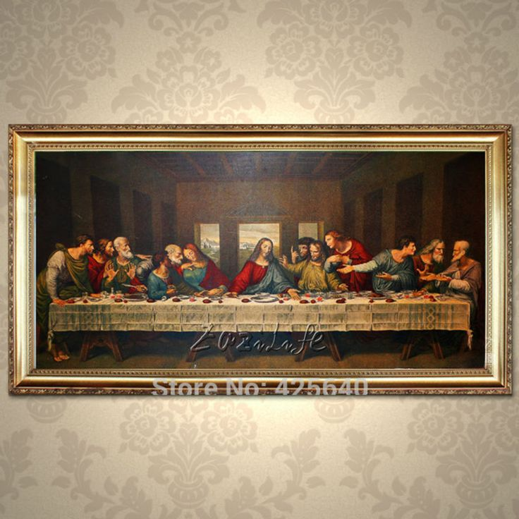 25 Best Ideas About The Last Supper Painting On Pinterest