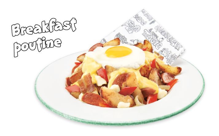Chez Cora - Breakfast poutine