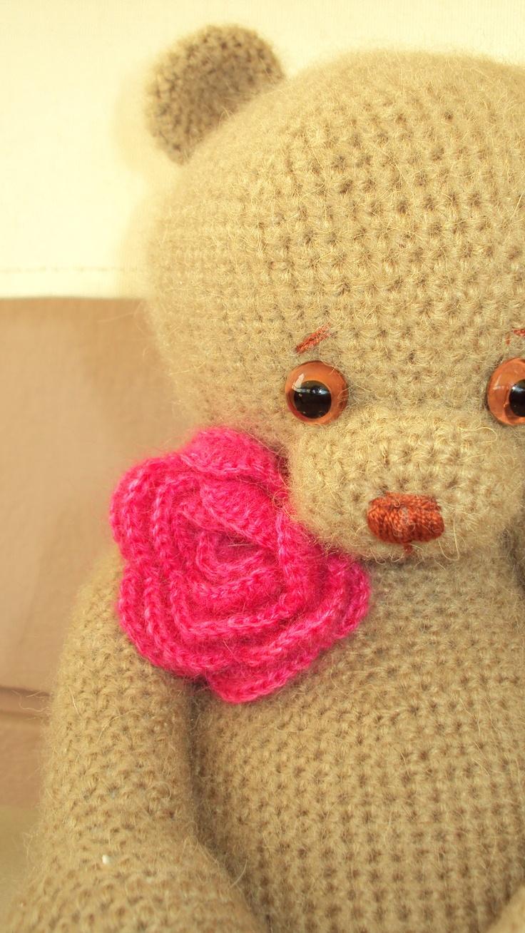 17 Best images about Amigurumi bears & monkeys on ...