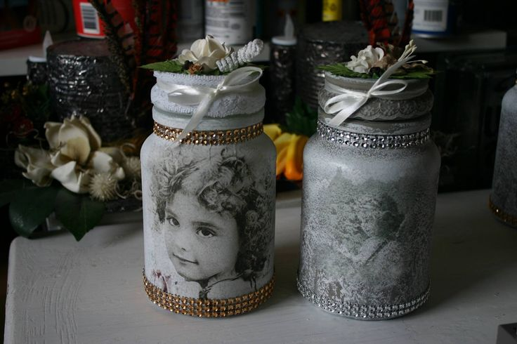 my jars and bottles