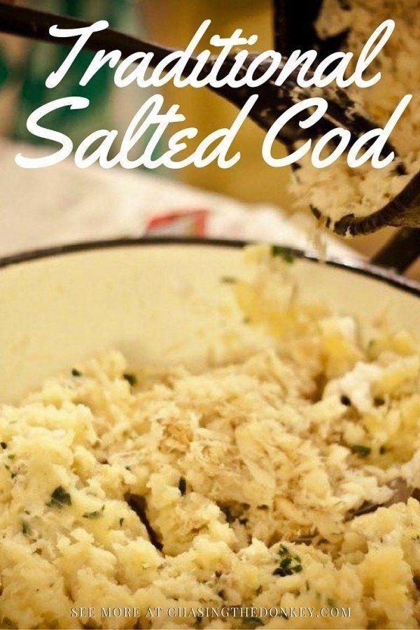 Croatian Cooking: Salted Cod Recipe {Bakalar | Cooking, Travel and ...