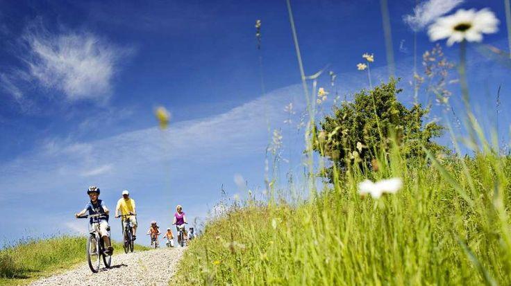 De 12 beste sykkelferiene