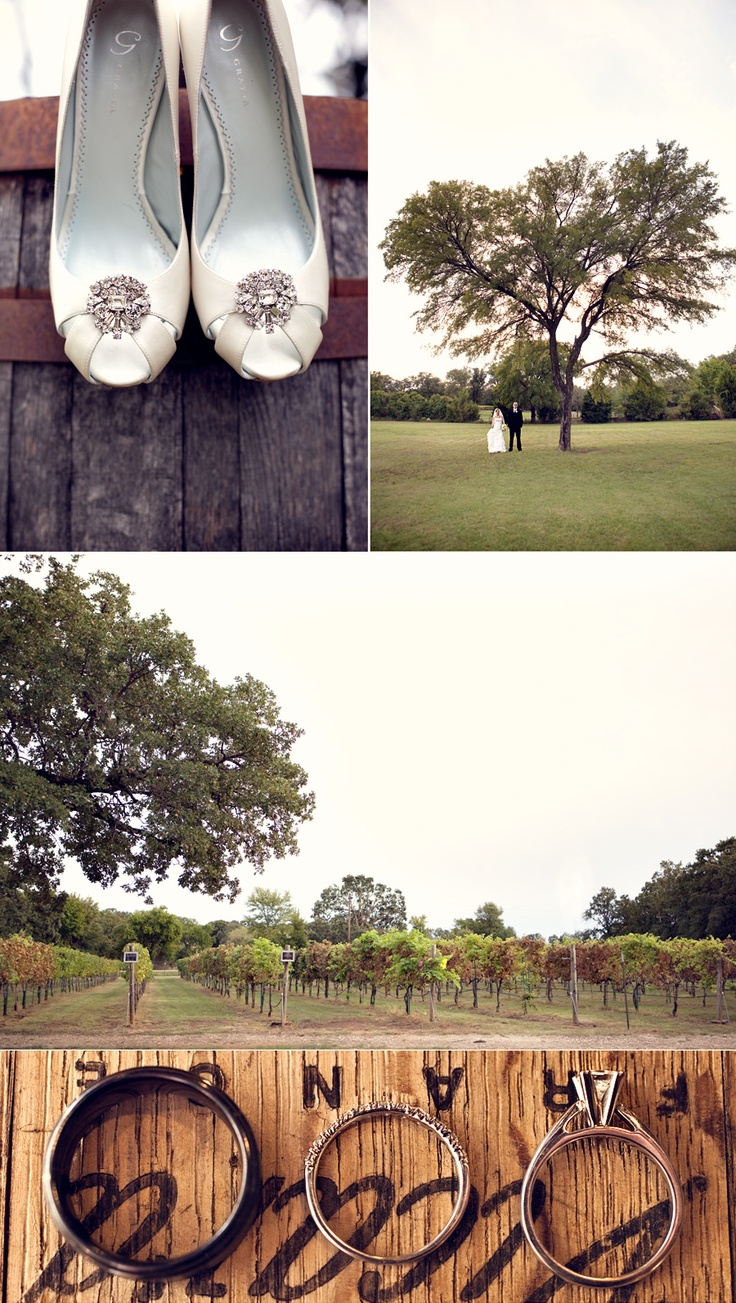 Lone Oak Winery wedding