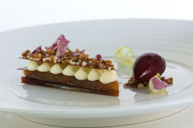 15. Dinner by Heston Blumenthal - Taffety Tart. Presented by #greygoose