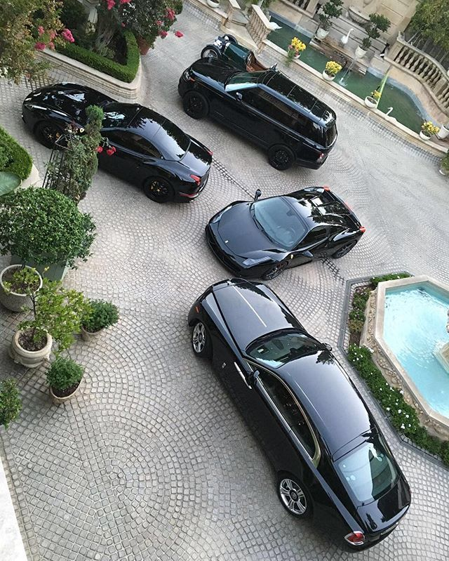 Tag your squad  By: @shahinsafae | #OnlyForLuxury