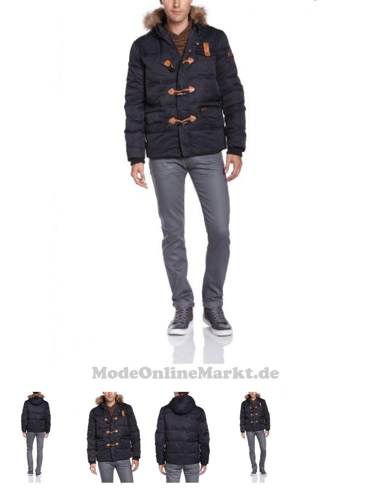 3662353003687 | #Piper #Maru #Herren #Blazer #COLINS #Duffle, #Blau, #Marine #(Dark #Navy), #Small #(Herstellergröße: #S)