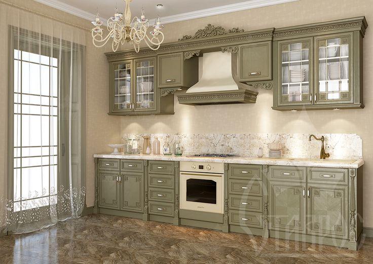 Дизайн-проект кухни - Ставрос