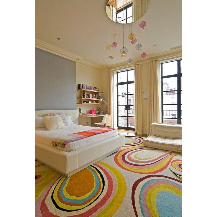 Wouldn't it become a perfect room for your daughters? #rumahkubedroom