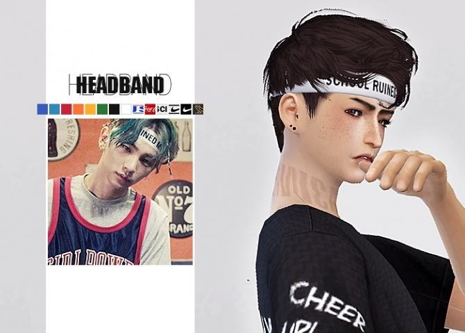 Headband at Waekey • Sims 4 Updates