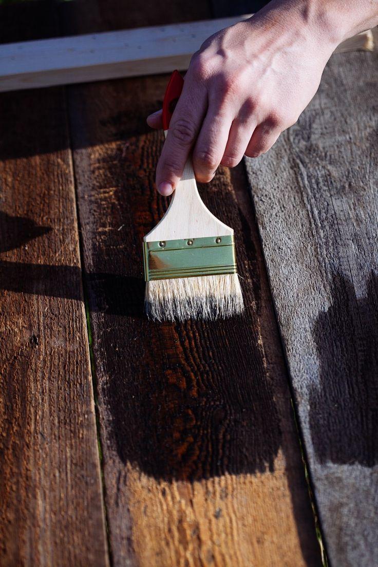 Holzschutzlasur aus Kleidung entfernen | Holz, Flecken