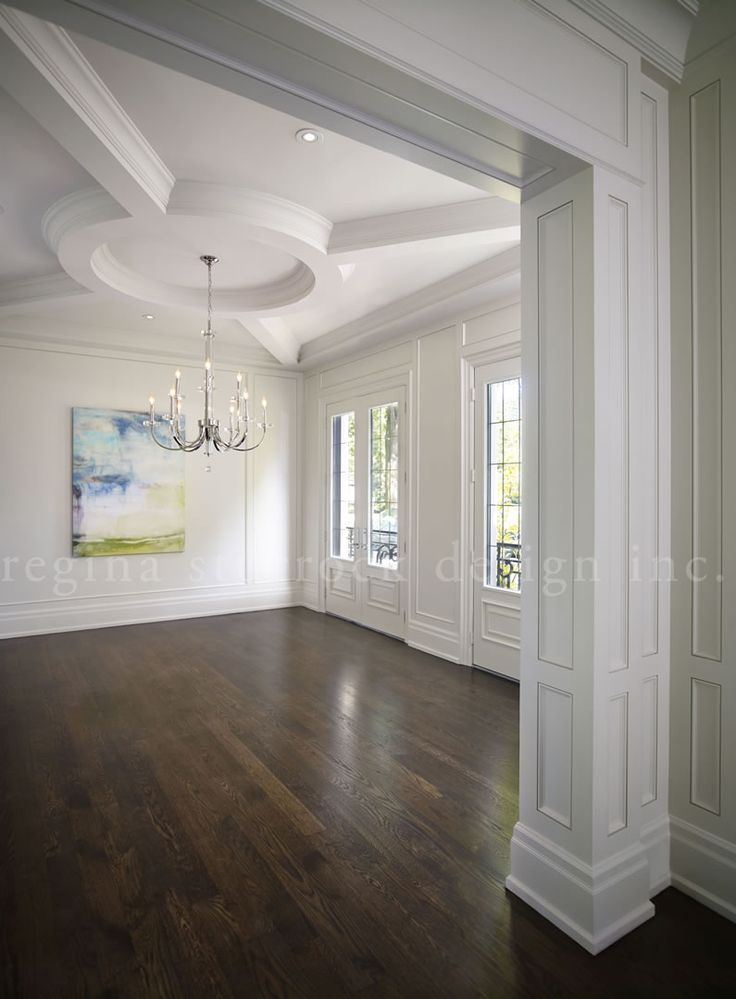 Oakville Interior Design Project: Beyond the Blueprint   Regina Sturrock Design Inc