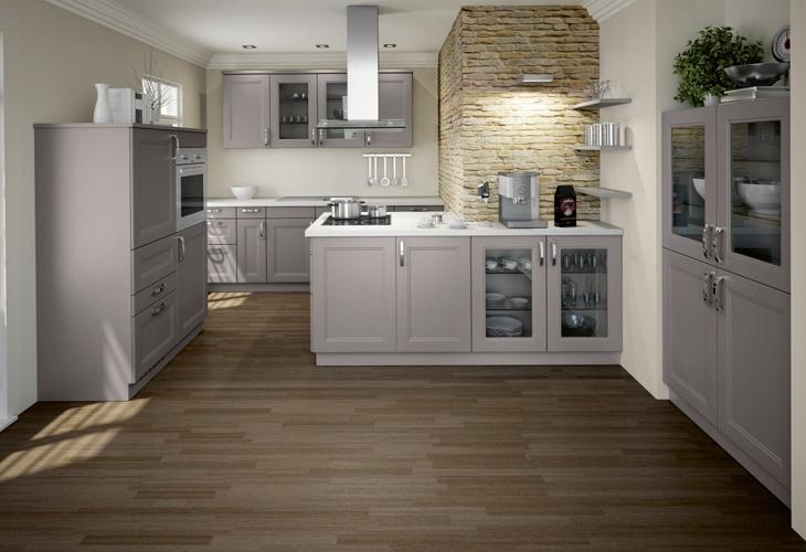 die besten 17 ideen zu graue k cheninsel auf pinterest graue k chen schrankfarben und graue. Black Bedroom Furniture Sets. Home Design Ideas