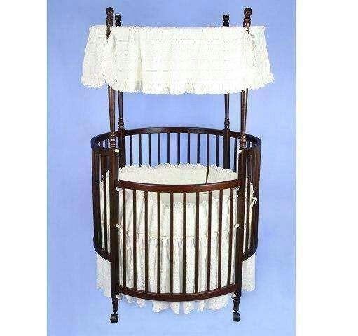 Round crib for Sale $450.00
