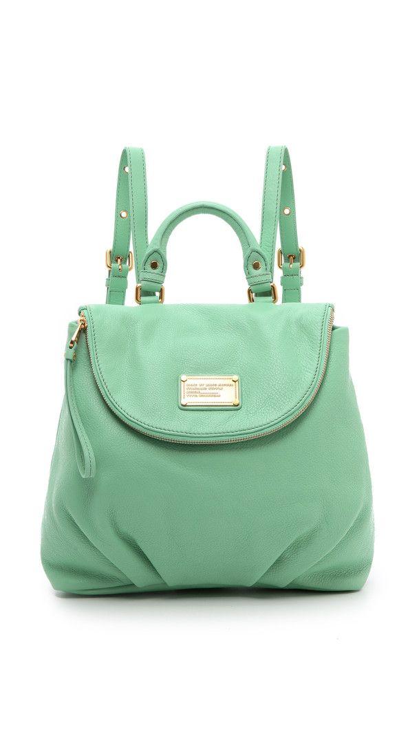Купить женские рюкзаки Marc Jacobs Classic Q Mariska Back...