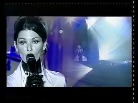 """Shania Twain """"Man! I feel like a woman"""" 1999"""