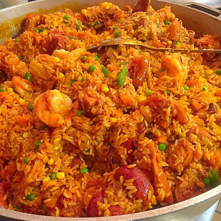 1000 ideas about jollof rice on pinterest nigerian food for African cuisine dishes