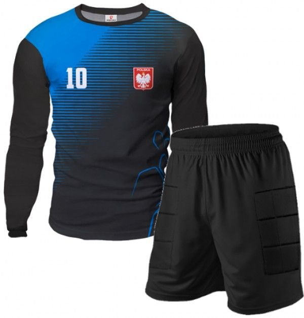 ARMOR Goalkeeper Kit With Shorts With Custom Name Number And Logo Different Colors - Show All Products - Store - Shop by...