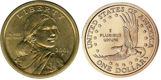 In 2000, the United States Mint issued a dollar coin in my honor, with me and my son, Jean Baptiste Charbonneau.