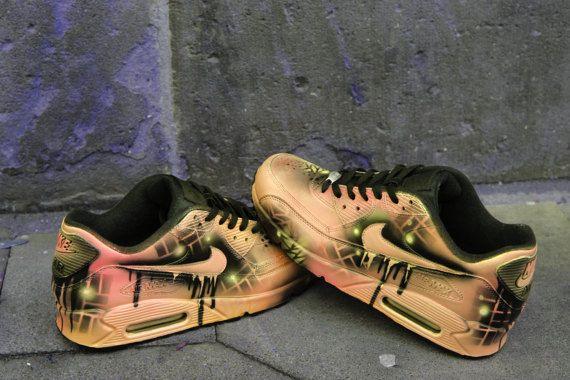 seen Original Max in the Air Leather Customized Nike 90 as L4Rj35qA