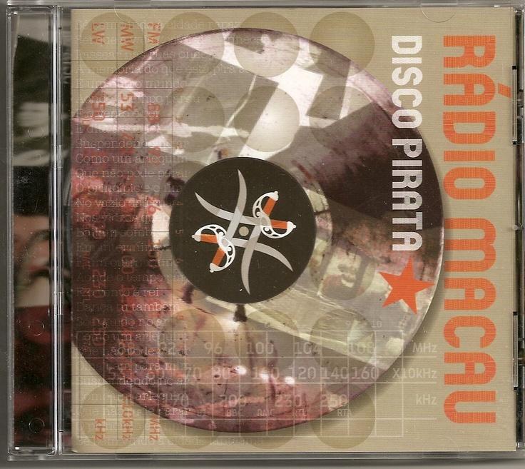 Rádio Macau - Disco Pirata