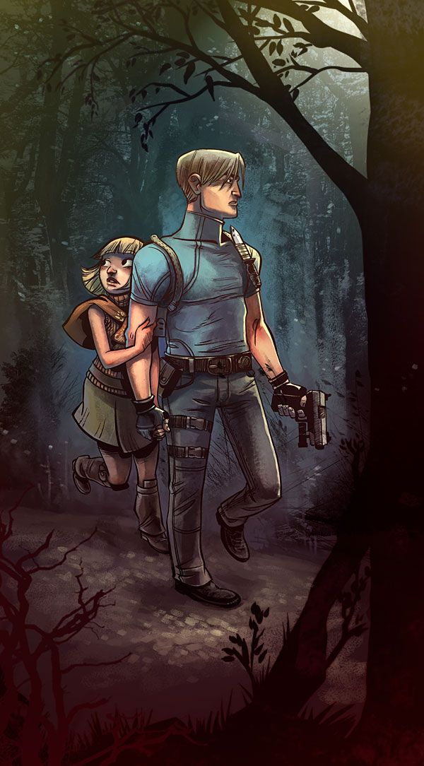 Resident Evil 4 by neomonki