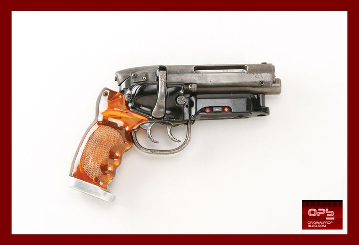 Bladerunner, I always wanted Deckard's gun.