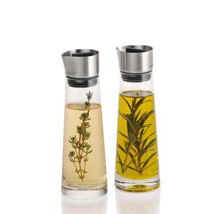 MASINFINITO CASA - Blomus Alinjo Olive & Vinegar Set