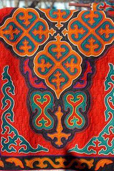 mongolian pattern sky - Google 搜索