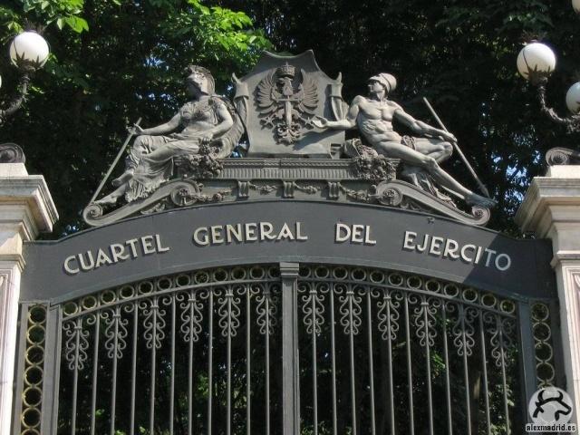 Cuartel General Del Ejercito (Madrid). España