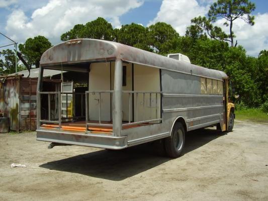 The 15 Most Ratchet School Bus Conversions   Complex