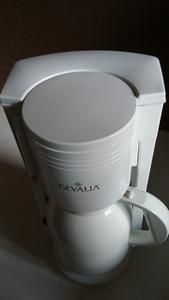 Gevalia Coffee Maker 8 Cups Thermal White