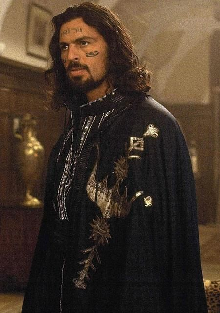 Oded Fehr: Watching the Mummy Returns... Reminded just how hot this guy is.