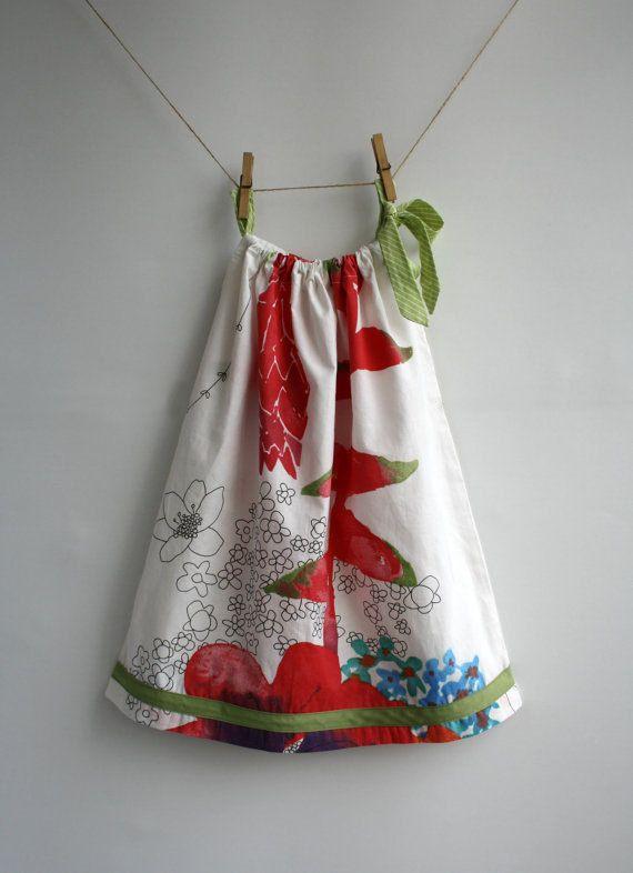 Easter Big Flower Girl Dress Custom Size Free by DaIsyChILLd, $36.00