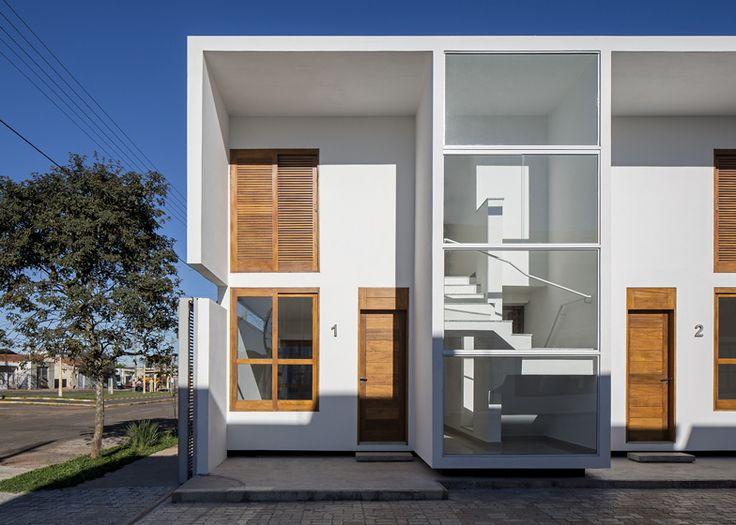 AV Houses, São Paulo, Brazil by Corsi Hirano Arquitetos