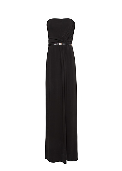 MANGO - Sleeveless long dress