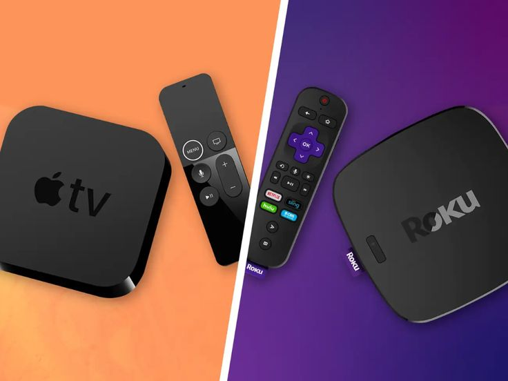 We compared the Apple TV 4K to the Roku Ultra to see which