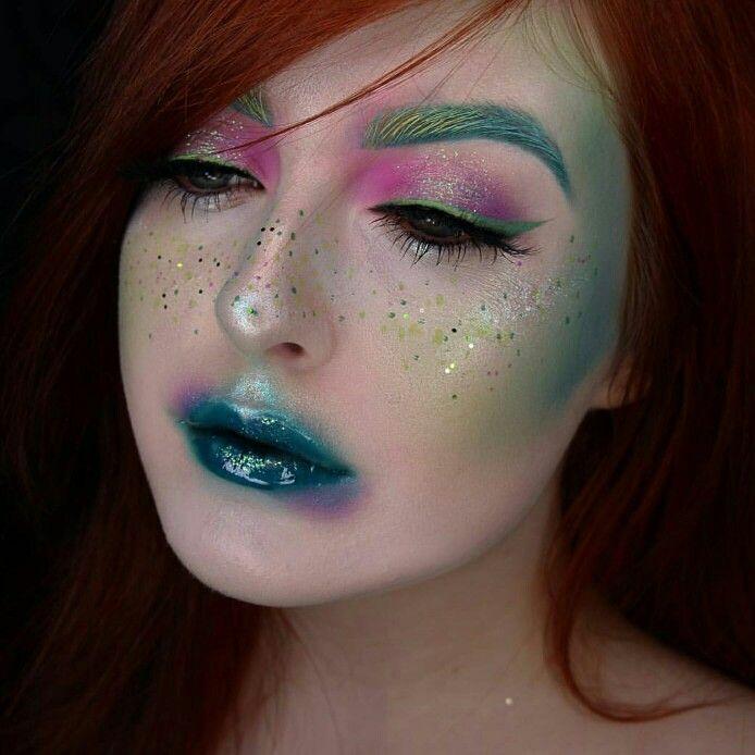 987 best EXTREME Make-up LOOKS! images on Pinterest ...