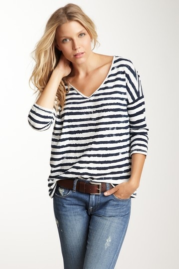 Stripe love! Find more styles like this here - http://studentrate.com/fashion/fashion.aspx