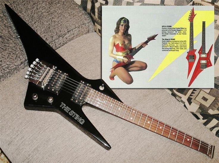 Guitar Blog: Hondo