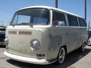 1971 Volkswagen Van 3D - LITTLEROCK CA