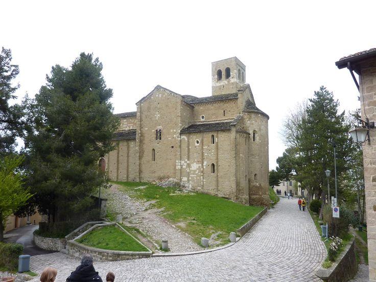 San Leo - Church