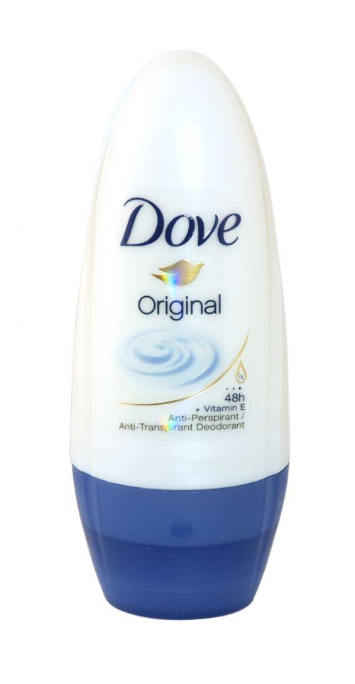 Dove anti perspirant roll on 50ml original