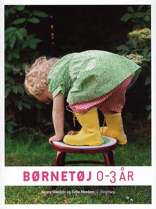 Børnetøj 0-3 år - Sofie Meedom Hanne Meedom - Heftet (9788799141418) - Bøker - CDON.COM