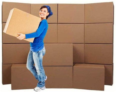 Medium Moving Boxes (20-Pack) - Brand: Cheap Cheap Moving Boxes, 2016 Amazon Top Rated Mailroom Supplies  #Office-Products