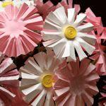45+ Paper Flower Tutorials & Templates: {Free}