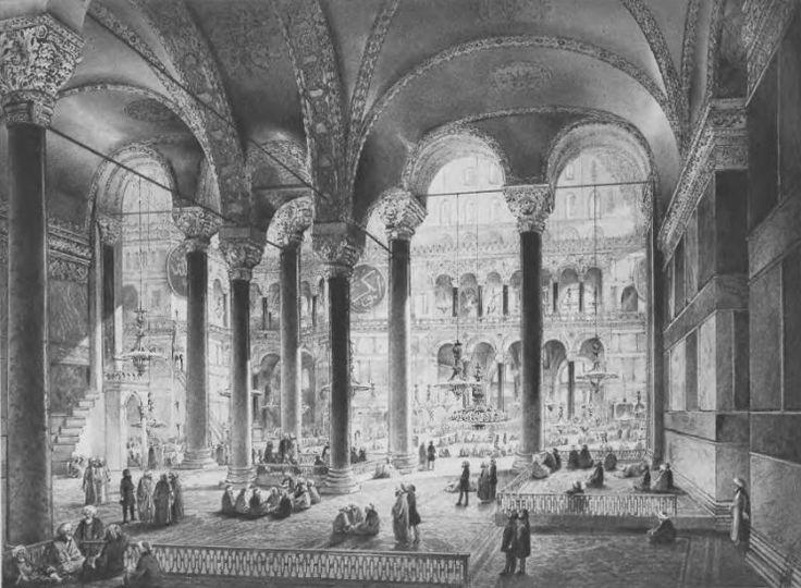 Saint_Sophia_in_1852