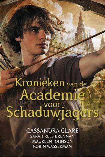 Na o.a. de serie 'Kronieken van de onderwereld' komt Casandra Clare binnenkort met een nieuw boek, een spinoff van deze reeks: Kronieken van de Academie voor Schaduwjagers, over een van de hoofdpersonen Simon.