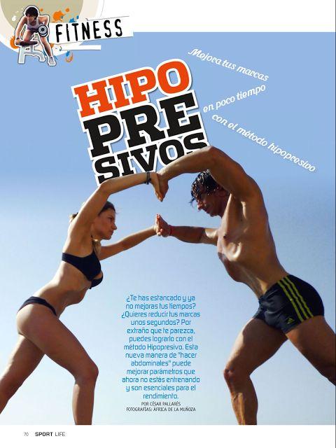 Rutinas de Ejercicio: ENTRENAMIENTO HIPOPRESIVO-Sport Life